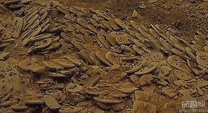 秦始皇陵中的跪射俑为何千年无损的机密