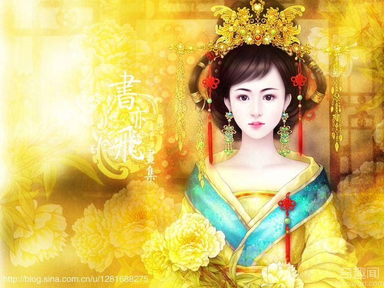 揭秘:集三千宠爱于一身的杨贵妃为何没成为皇后