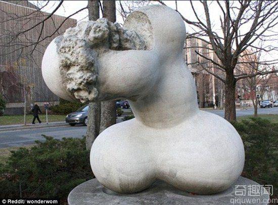最让人难为情的艺术品 污得让人不忍直视