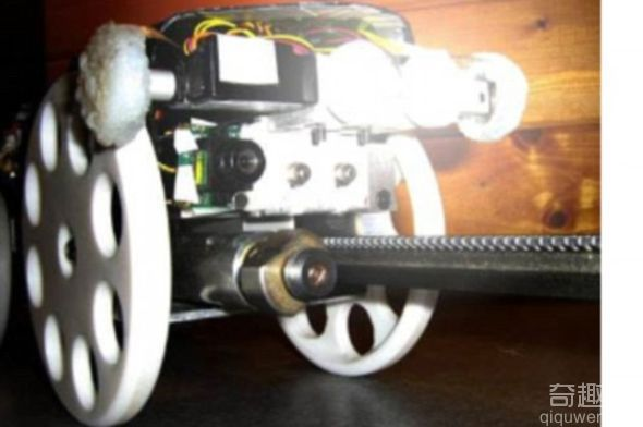 (图)蛇形机器人有望明年进入胡夫金字塔核心密室