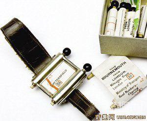 [图文]英国古怪发明展:上世纪20年代就有GPS