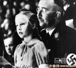 [图文]英国媒揭开部分纳粹巨头后代今何在?