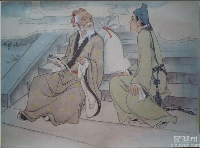 民间神话故事之主管人间婚嫁的月下老人是在唐代被发现的