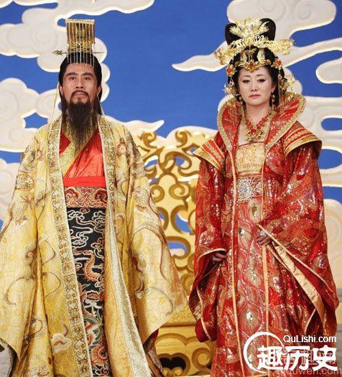 玉皇大帝是谁?玉皇大帝和王母娘娘并不是夫妻关系