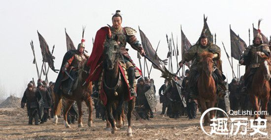 彭城之战:刘邦因大意而一败涂地?