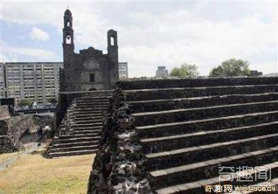 墨西哥发现800年历史金字塔