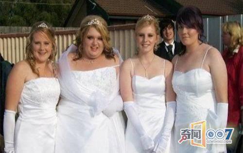 小伙娶400斤女孩为妻朋友们嗤之以鼻,5年后人人都羡慕他