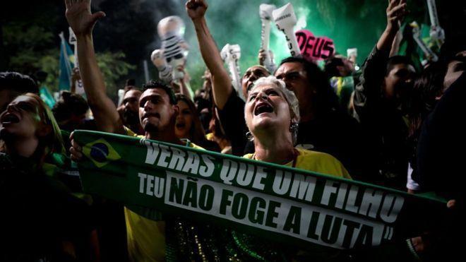 """""""巴西特朗普""""诞生,他宣称""""中国正在买下巴西"""",一带一路南美明珠生变?"""