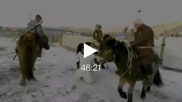 「活捉特战高手」美国海豹部队特战队员挑战蒙古猎人