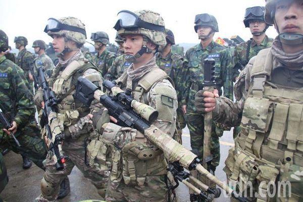 外媒:台湾年轻人认为与大陆作战不会赢 从军是浪费时间