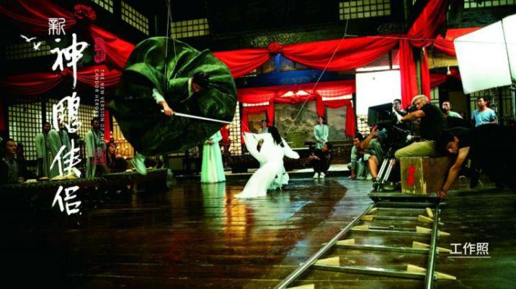 武侠泰斗金庸逝世,他为00后亲授版权的《神雕侠侣》 仍在拍摄