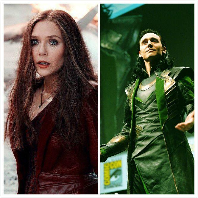 绯红女巫推出独立剧集,幻视担任男主角,漫威要拍爱情剧吗