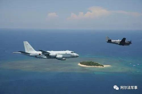 日韩不高兴了:中国海军战舰刚走,空军侦察机又到