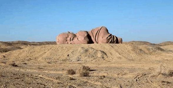 """世界上最重最大的""""婴儿"""",常年生活在沙漠里,却是她的孩子"""