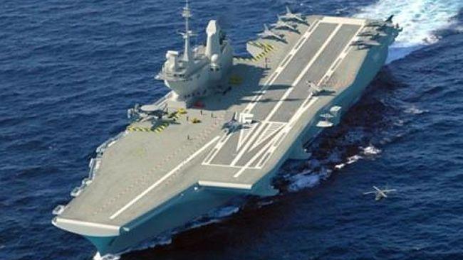 """法兰西的航母梦,45亿美元建造""""戴高乐""""接班人,还要等到2035年"""