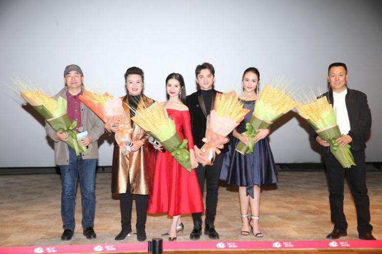 歌舞片《你美丽了我的人生》首映 金星出演并担任艺术指导