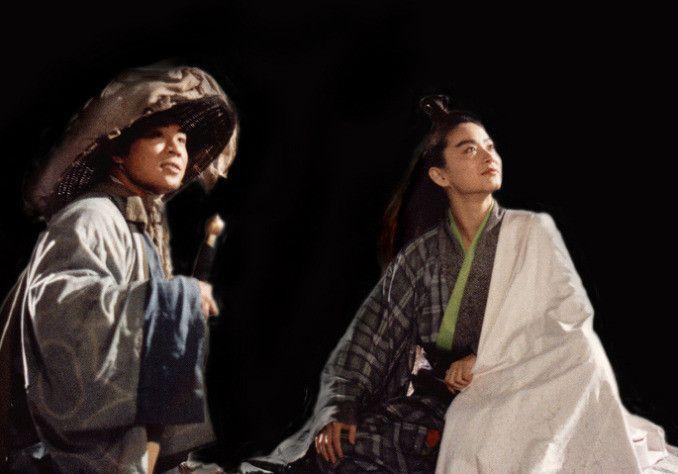 徐克当年让林青霞演东方不败,金庸先生很反对竟是这个原因