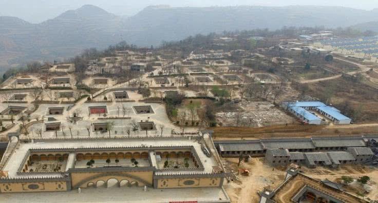 中国独具特色的村庄,全部村民不在地面上生活,老外都来这里观看