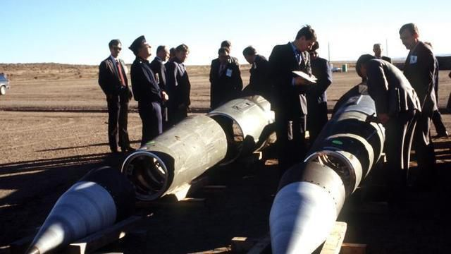 美国宁可退群也要重启这款导弹吗?三十年前技术仍敢称:世界一流
