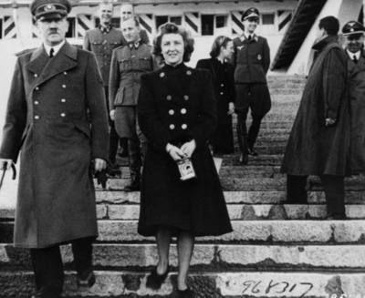 一个以自杀换希特勒关注的女人,生命最后40小时如愿成婚