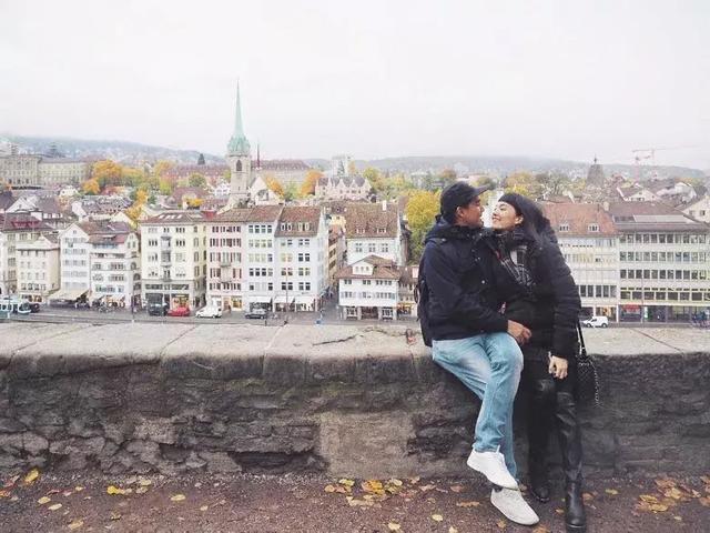 28岁TVB小花怀孕7个多月 与老公欧洲游享受二人世界