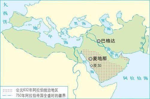 """此国曾称霸世界近600年,打怕李隆基,却被中国一""""外族""""毁灭"""
