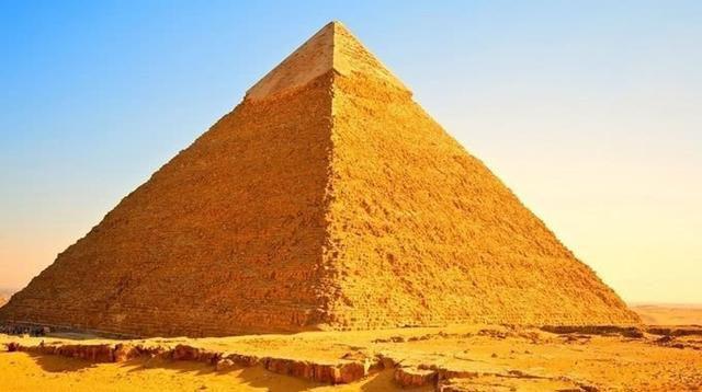 埃及金字塔发现2200年前飞机模型!专家:纯金打造,价值连城