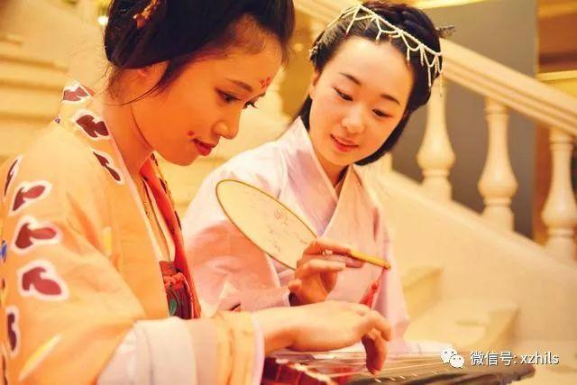 汉服为什么能影响亚洲各国?揭开其五大神秘色彩,一美女独创此裙