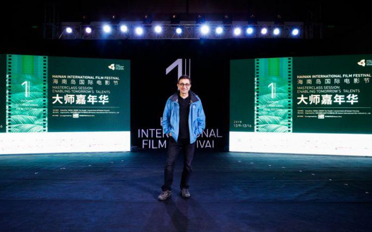 电影大师锡兰来华|拍电影,他最怀念的是预算最少的时光
