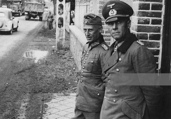 被遗忘的德国名将:原是隆美尔上级,堪称天才,却没能做元帅