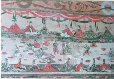 文化 | 椅子出现或终结中国古代分餐制(图)