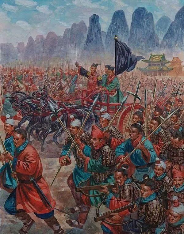 为什么赵国和楚国是抵抗秦军最给力的两个诸侯?