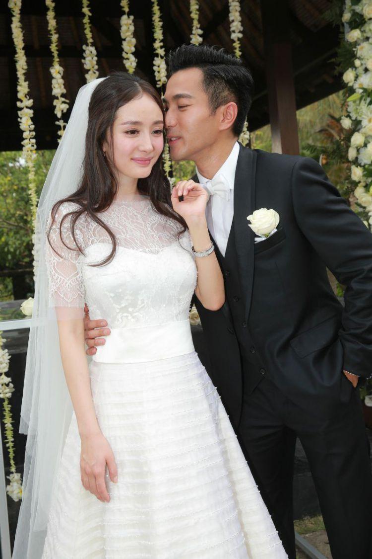 网曝杨幂刘恺威公布离婚时间原因:为保护小糯米
