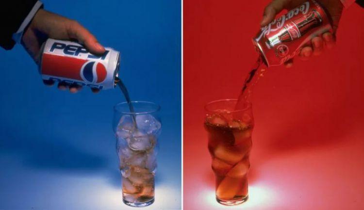 可口可乐和百事可乐合体了?