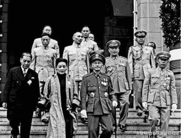 卢汉和平解放昆明,在解放中国作出了大贡献,但却留下一个遗憾