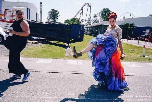 那些你可能没看过的《海王》幕后镜头
