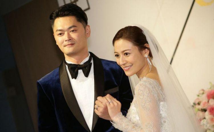 江若琳嫁给生煎包王,婚礼花费7位数,一对戒指就值105万