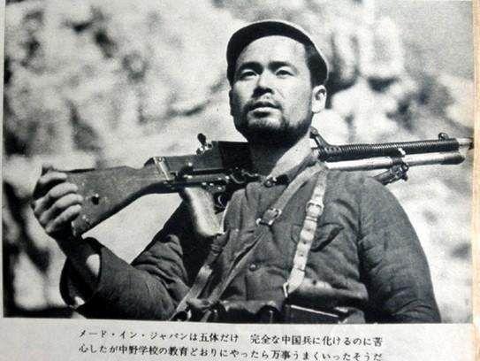 日本鬼子3种情况下穿中国衣服,一是当间谍,二是当战犯,三是?