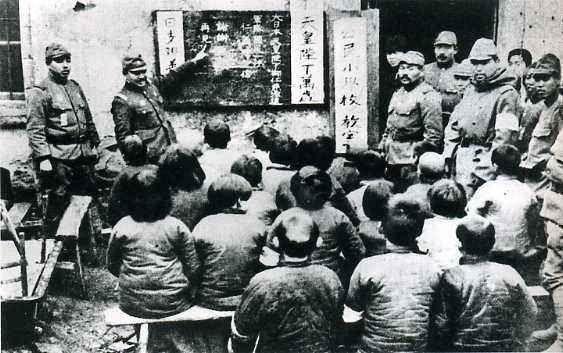 日本在沦陷区普及日语,日本大学教授为啥反对?