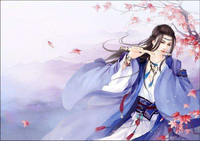 中国古代四大美男各个才貌双全,修养极高,许多成语典故出自他们