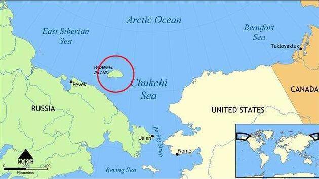 俄罗斯最鸡肋的领土,最后一位岛民被北极熊咬死,美强烈要求收回