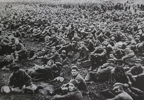 全世界最为惨烈的战争之一,埋葬了近九百万士兵的生命!