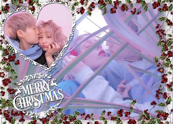 婚后首个圣诞节!小龙女吴卓林怀抱太太甜蜜撒狗粮