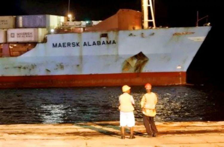 200多年来第一个劫持美国船的海盗,创造了世界纪录