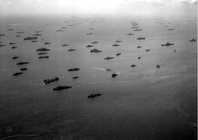 """此役美军第一次遭遇""""万岁冲锋"""",毫无准备惨遭日军屠杀"""