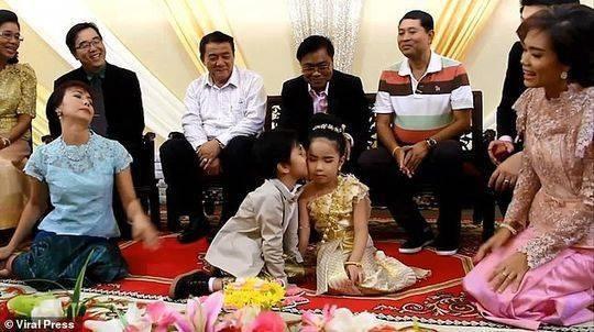 六岁龙凤胎举办婚礼 只因父母的一个想法 这事有点荒唐