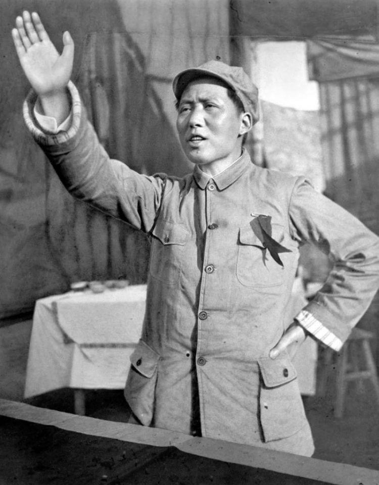 毛泽东诞辰125周年|一组图片,纪念伟人