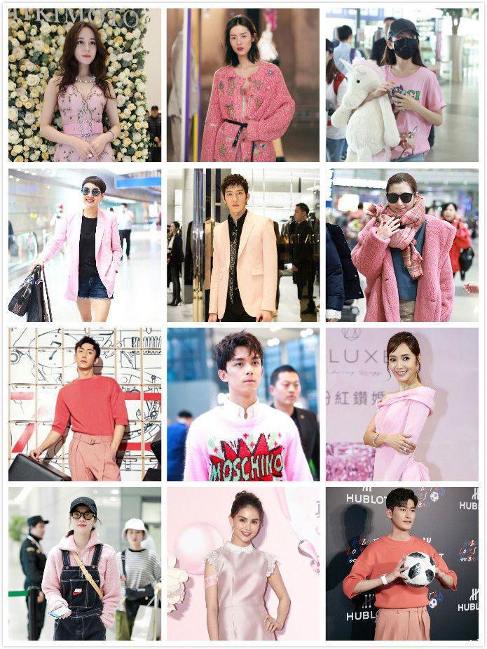 """杨幂""""大战""""发际线,吴亦凡变""""大叔"""",2018只有她的衣品slay全明星"""
