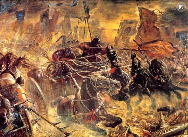 两大帝国的碰撞,唐军以少战多,不到三万人西征十倍阿拔斯王朝
