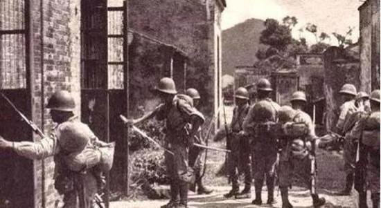 """中国最有骨气的""""抗日市"""",几个日本人刚下车,当场就被打死两个"""